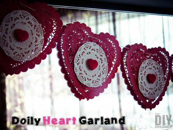 2 Gorgeous Valentine Craft Ideas Valentine Banners