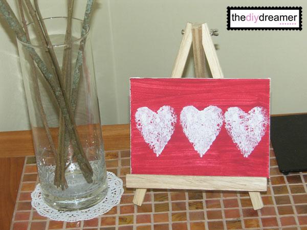 Valentine Art Craft Decor