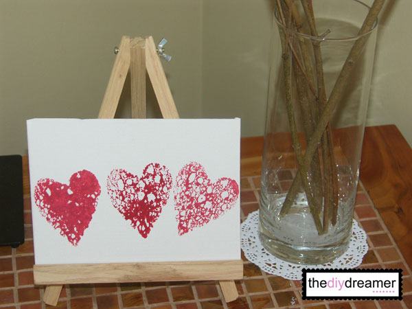 Valentine Art Decor