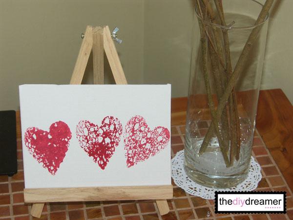 Valentine Art Decor