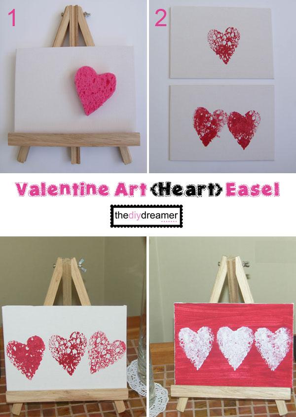 Valentine Craft Decor