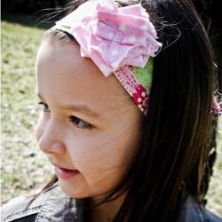 Fabric Headband - Sewing Pattern