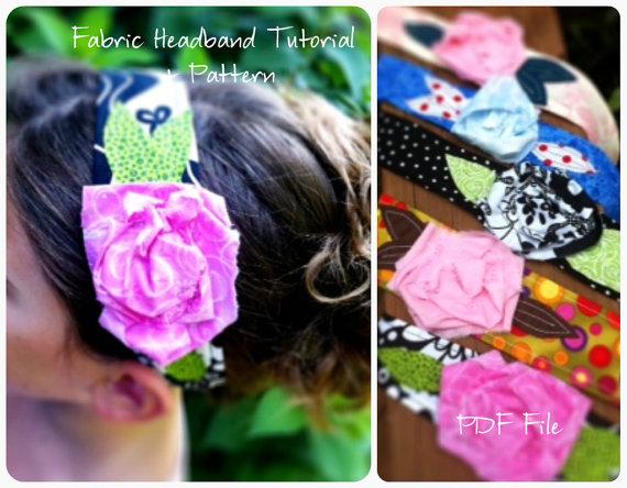 Headband Sewing Pattern