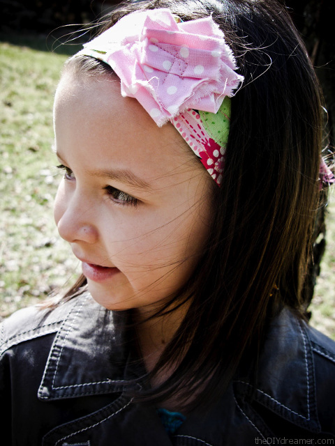 Gorgeous Headband Sewing Pattern - Sewing for beginners