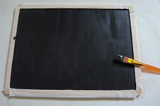 Puzzle Board to Chalkboard
