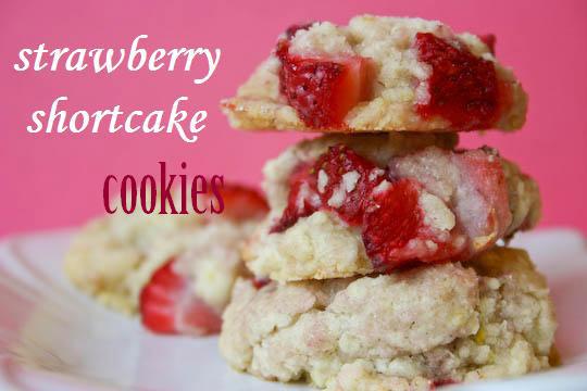 Shortcake Cookies
