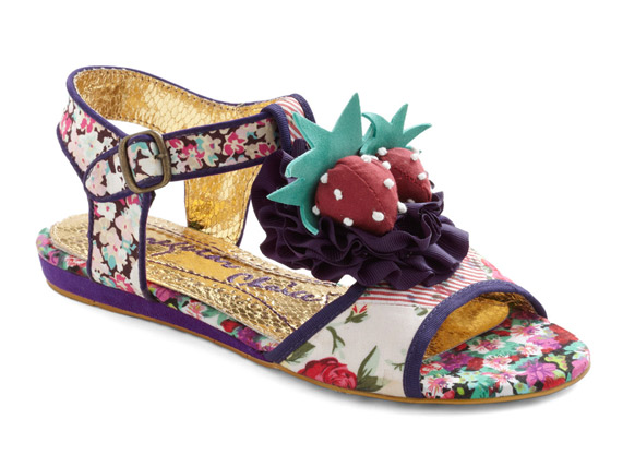 Strawberries Sandals