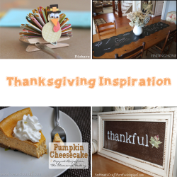 Thanksgiving Inspiration