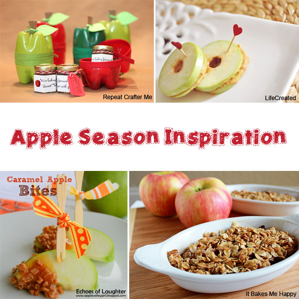 Apple Season Inspiration - Full of great ideas