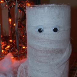 Mummy Vase