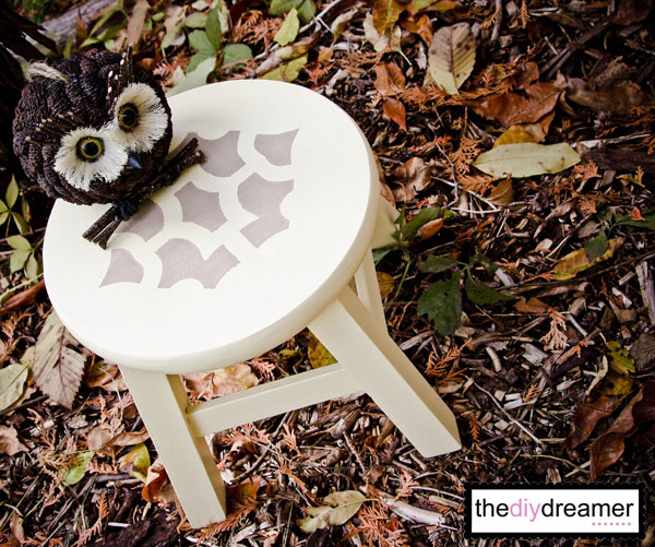Toddler Stool to Sophisticated Stool