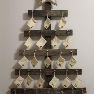 Wall Mounted Advent Calendar!!!