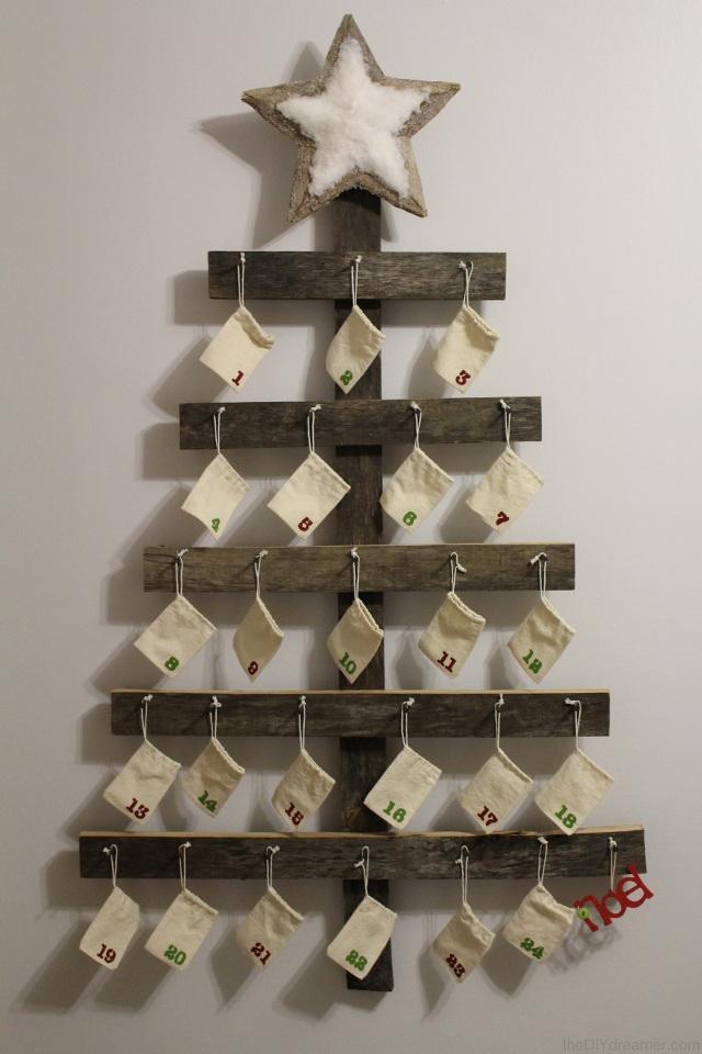 12+ Christmas Ideas - DIY Rustic Christmas and more!