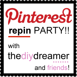 Pinterest REPIN Party!