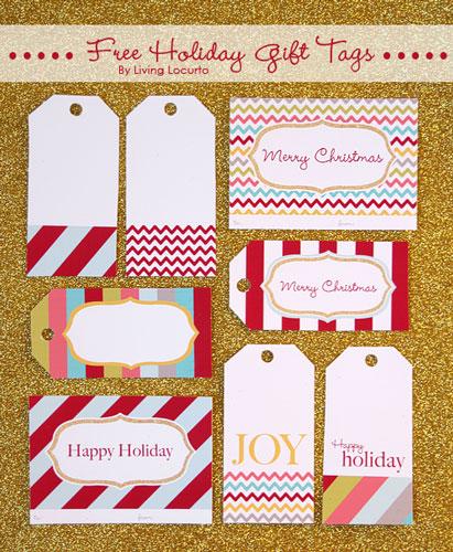 Christmas-Free-Tags