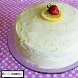 Strawberry-Lemon-Cake