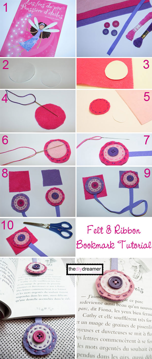 How to make a bookmark