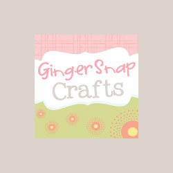 Guest posting over at Ginger Snap Crafts!!!
