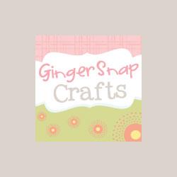 Guest posting over at Ginger Snap Crafts!!!