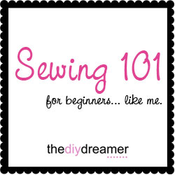 Sewing 101 - Sewing for beginners! A great guide for beginners!