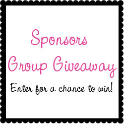 Sponsors Group Giveaway