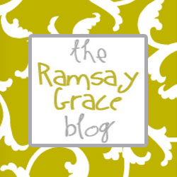 Getting to know Trinity from The Ramsay Grace Blog