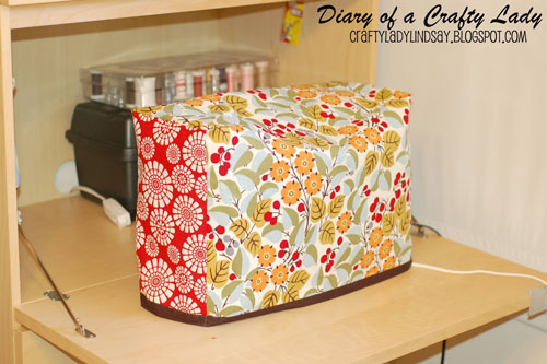 Sewing Machine Covers The DIY Dreamer Gorgeous Sewing Machine Cozy