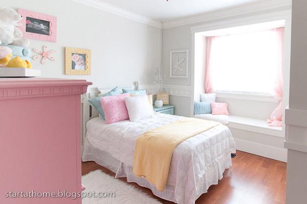 DIY Bedroom Makeover
