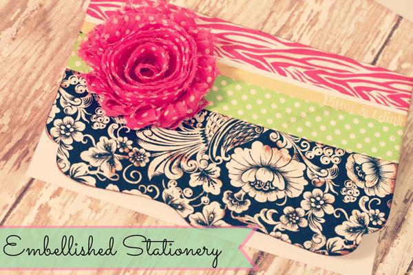 Custom Stationery