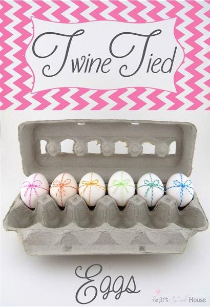 Twine Eggs