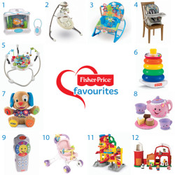Fisher-Price Favourites