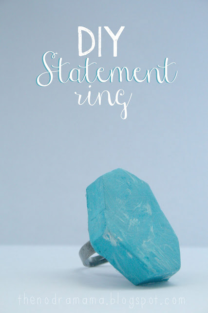 Statement Ring