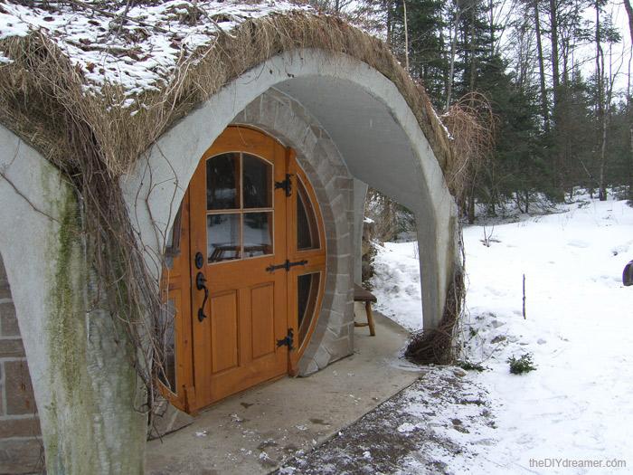 Hobbit Home Le Troglo The D I Y Dreamer