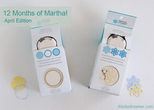 Martha Stewart Crafts Punches