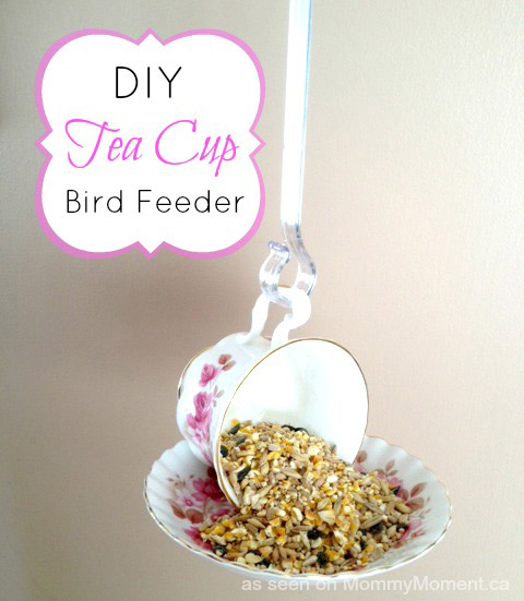 Tea Cup Feeder
