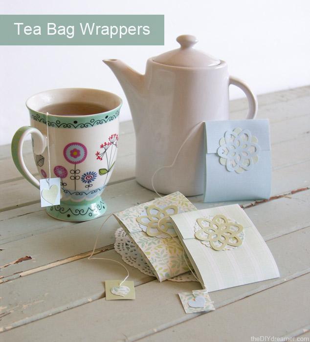 Tea Wrapper