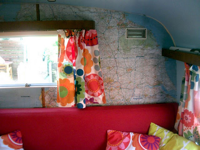 New 14 Camper Decorating Ideas  RV Decor Pictures