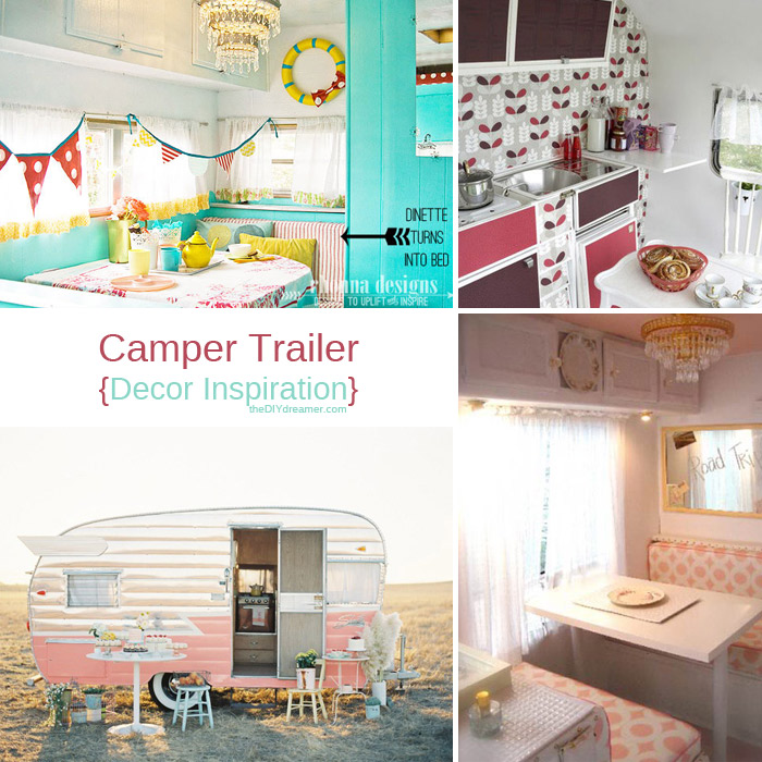 Trailer Decoration Ideas
