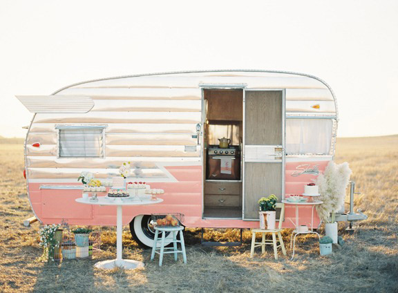 Trailer Decoration Ideas {Camper Decor}