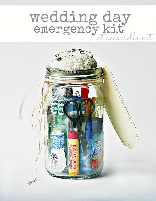 Mason Jar Emergency