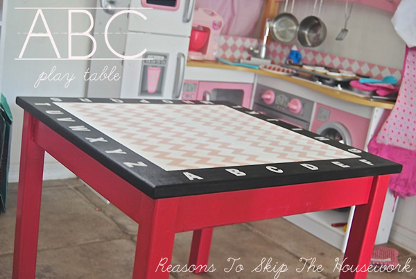 DIY Playtable