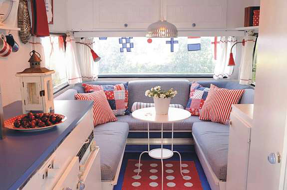 Trailer Decoration Ideas The D I Y Dreamer