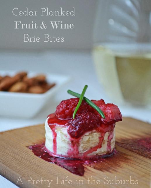 Brie Bites