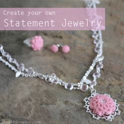 Make your own custom jewelry