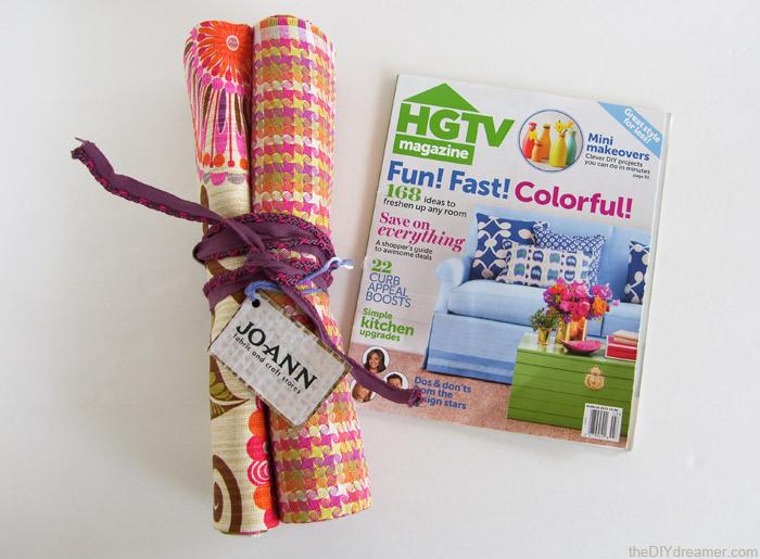 HGTV Home Fabric