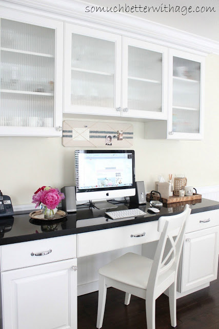 Kitchen Office Transformation