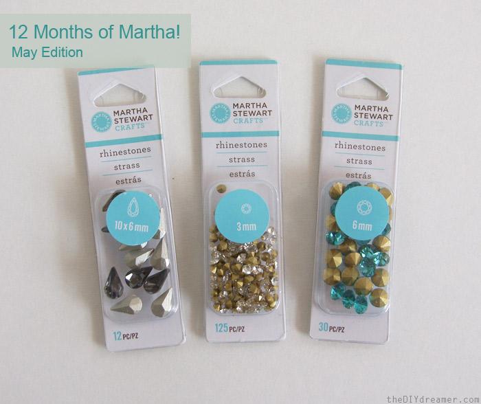 Martha Stewart Crafts Jewelry Rhinestones