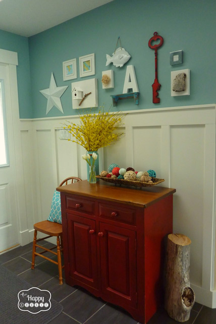 Entry Hall Makeover Feature