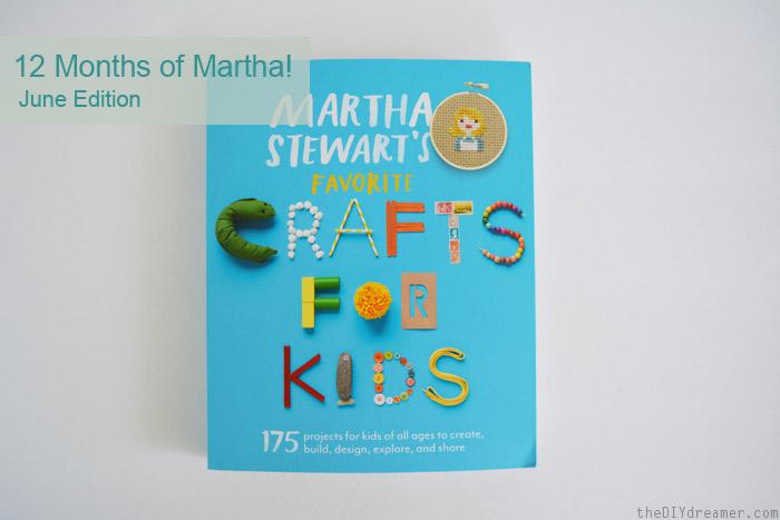 Martha Stewart's Favorite Crafts for Kids!