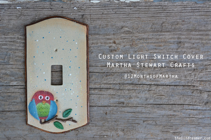 Light Plate Switch Cover